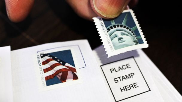 Cost of Mailing a Letter Is Going Down | abc7news.com