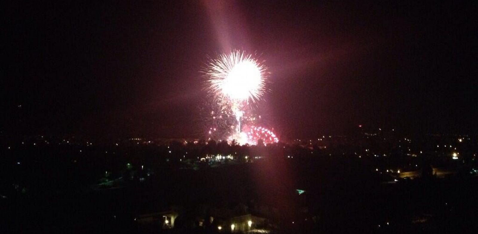 Fourth Of July Accidents Mar Parades, Fireworks Displays
