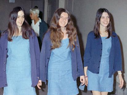 Charles Manson Frauen