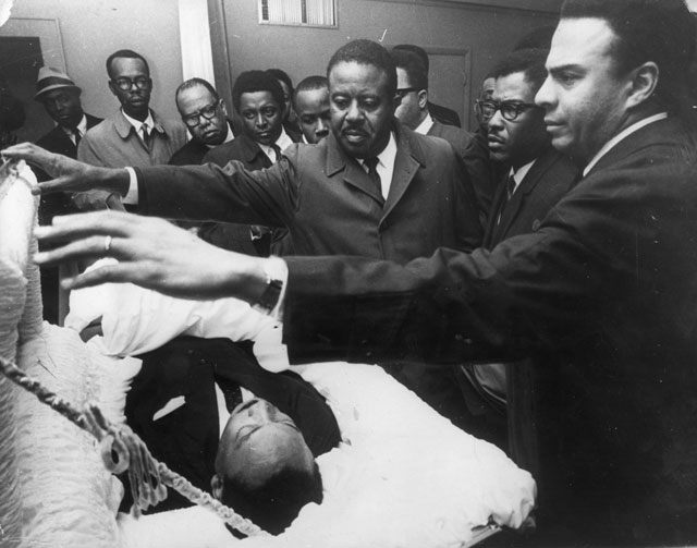Martin Luther King Jr Dead Pictures Getty Images