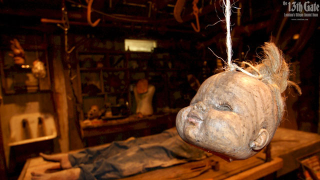 Top 8 Haunted Attractions In The U S Abc News