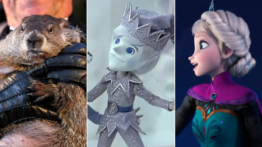 Jack Frost Elsa Punxsutawney Phil Wanted By Police But