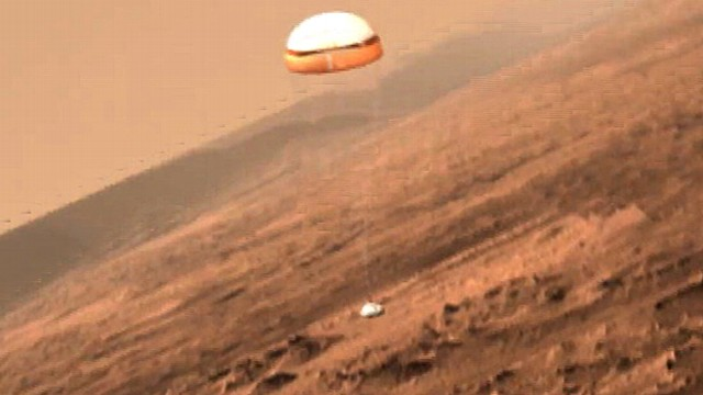 Mars Rover Curiosity Set to Land After 'Seven Minutes of ...